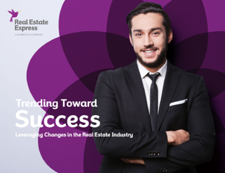Trending Towards Success Real Estate Agent ebook